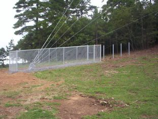 Commercial Fencing in Topeka