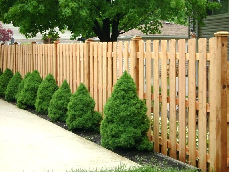 Residential Fence in Topeka